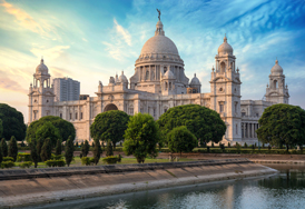 Flights to Kolkata (formerly Calcutta)