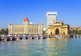 Flights to Mumbai
