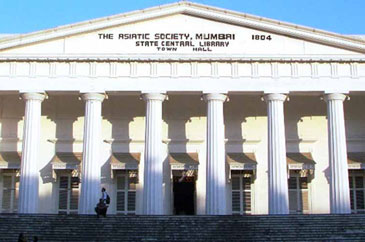 The Asiatic Society of Mumbai, Town Hall