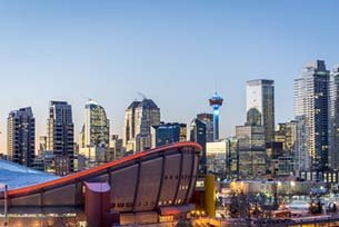 Scotiabank Saddledome calgary