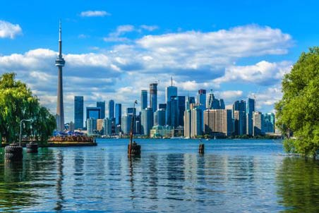Cheap Flights Tickets From Delhi(DEL) to Toronto(YYZ)