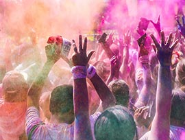 Festival Of Colours - Holi