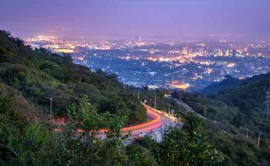 Popular Vacation Hotspots in Islamabad (ISB), Pakistan