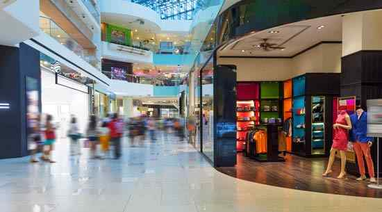 Grand Shopping Malls in Karachi, Pakistan