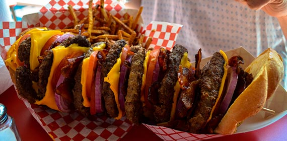Top Mouth watering Food Joints to taste in Las Vegas
