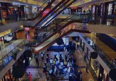 shopping malls in Mumbai