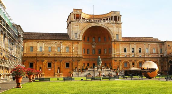 Museums in Rome (ROM), Italy