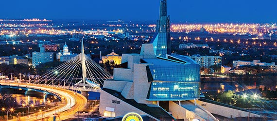 Cheap Flights to Winnipeg