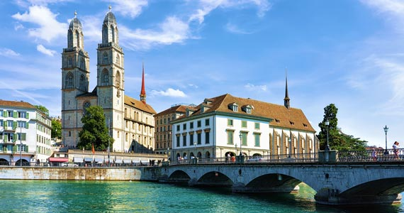 Best Tourist Destinations in Zurich, Switzerland