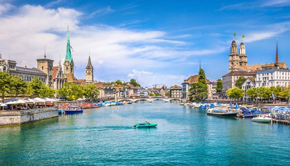Zurich (ZRH), Switzerland