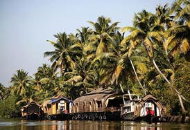 Kerala Package with CGH hotels
