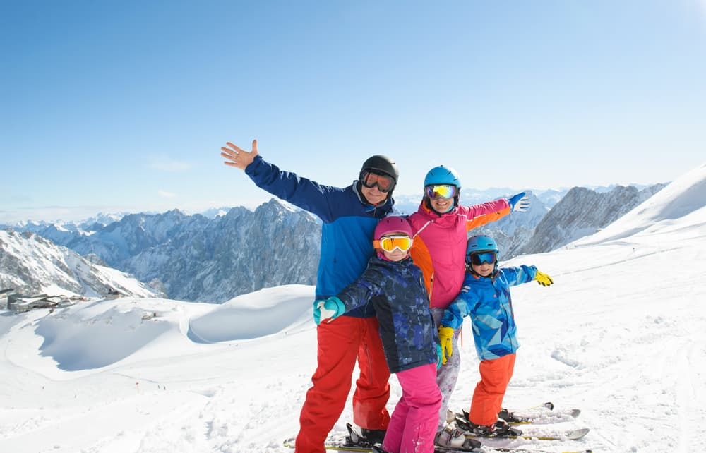 3 Family-Friendly Winter Destinations